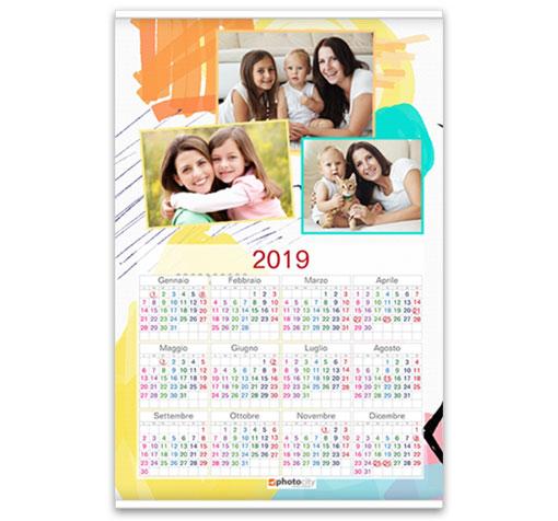 Calendario Rikorda.Calendario Con Foto Calendario 2020